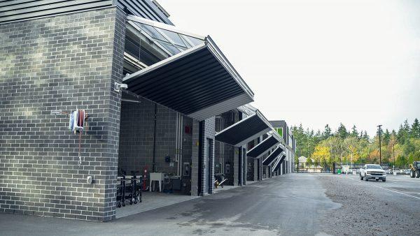 Public Works Building in Surrey BC